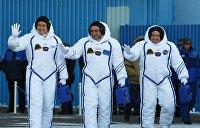 На МКС отправились космонавты из России, США и Японии