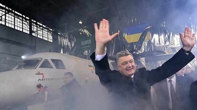 Помощник Порошенко сказал, что президент Португалии признался в слабости кукраинцам