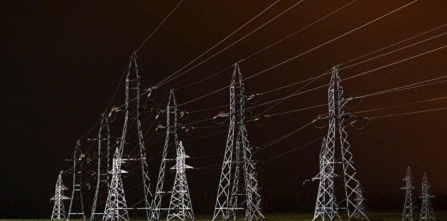 295 населенных пунктов на Украине остались без электричества