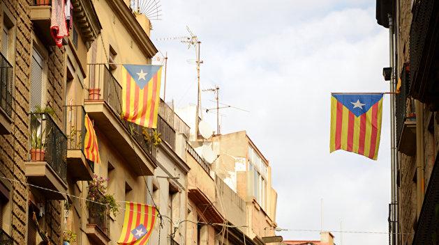Евро дешевеет кдоллару нафоне победы приверженцев  независимости Каталонии навыборах