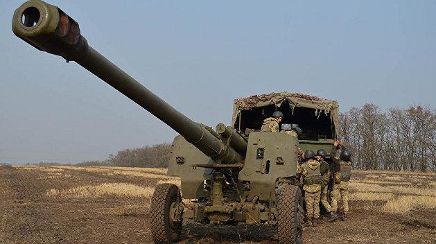 Украинские силовики обстреляли населенные пункты взападной части Донецка— ДНР
