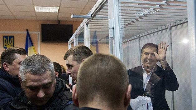 Адвокат Саакашвили подал заявление о похищении политика