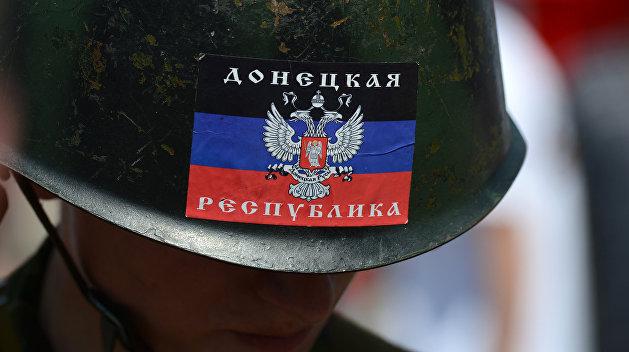 В ДНР погиб командир батальона «Пятнашка» Олег Мамиев