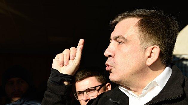 Золотарев: Саакашвили нанесет гораздо больший удар по украинской власти, действуя в Европе