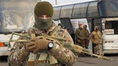 Народная милиции ЛНР: Военные ВСУ продают оружие жителям Донбасса