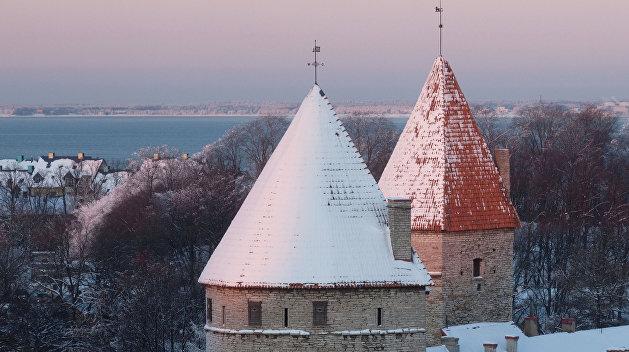 Эстония готовится вручить ноту Украине