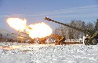 Донецк и Киев обменялись обстрелами