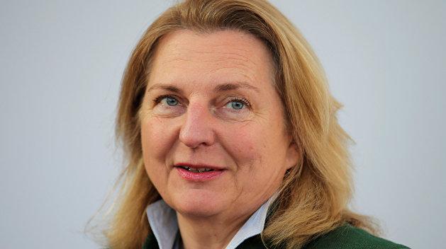 Санкции против РФ несработали— МИД Австрии
