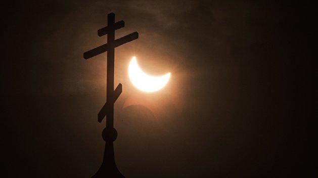 Православный монастырь в Киеве обратился за помощью к Трампу