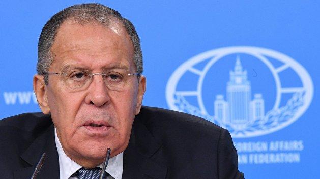Лавров призвал США заставить киевский режим выполнить Минские соглашения