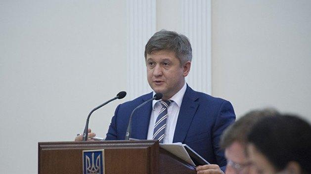 Яхно: экс-министр Данилюк пойдет в президенты