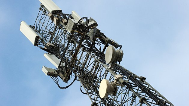 Vodafone восстановил мобильную связь в ЛНР