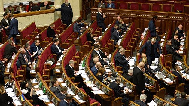 Рада отказалась отразрыва дипотношений Украины сРоссией