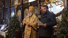 Священник Киевского патриархата раскаялся и перешел в УПЦ МП