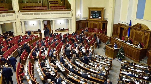 Волошин: Рада сама отвесила себе оплеуху с Польшей