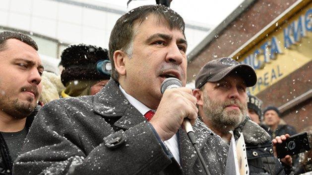 Депортация Саакашвили: три вопроса к украинской власти с послесловием