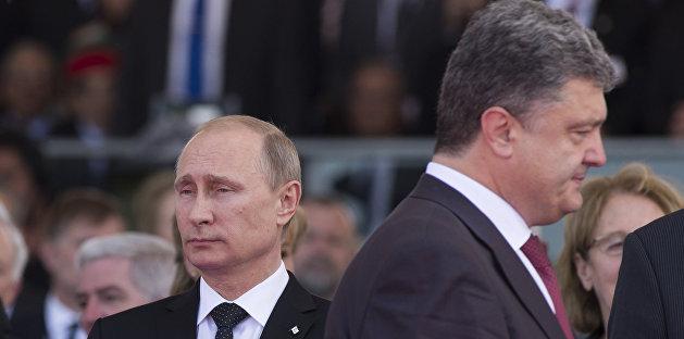Эксперт предвещает перезагрузку российско-украинских отношений по грузинскому сценарию