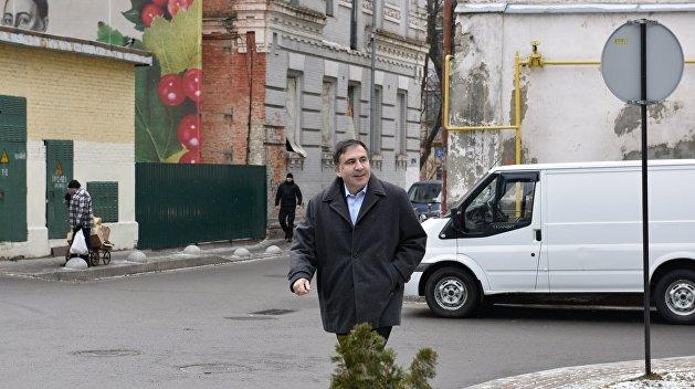 Саакашвили приняли вПольше как родственника гражданки европейского союза - польские таможенники
