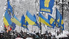 Украинские националисты объявили войну олигархам