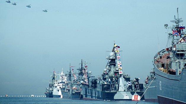 Минобороны РФ опровергло сообщения о приведении в высшую степень боеготовности флота в Крыму