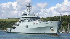 В Черное море вошел британский корабль