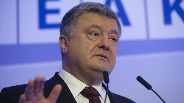 Стало известно, за что украинцы ненавидят Порошенко