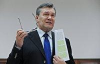 Янукович: Перед годовщиной расстрела Майдана киевский режим пошел на преступление
