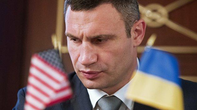 На безлюдье и Кличко — президент
