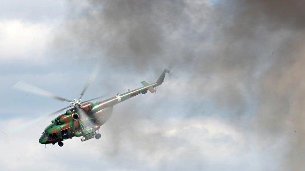 Украинскую границу усилят боевыми вертолетами