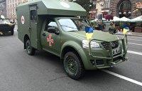 Партнер Порошенко продал украинской армии бракованные автомобили