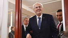 МЦК: Что означает для России победа Земана в Чехии
