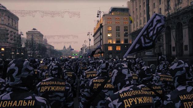 Взять улицу под контроль: зачем Билецкому и Авакову «Национальные дружины»