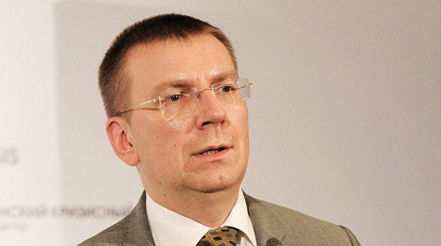 Нота: Латвия крайне недовольна Украиной