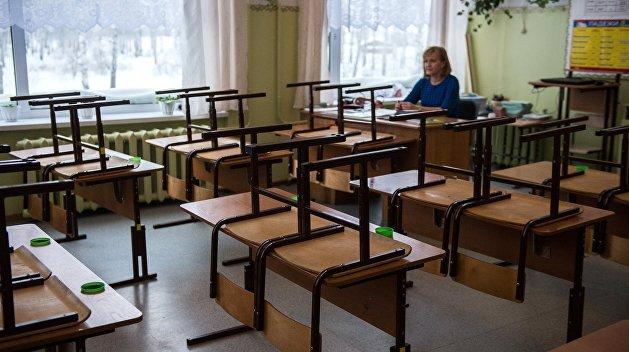 В Виннице закрыты все школы