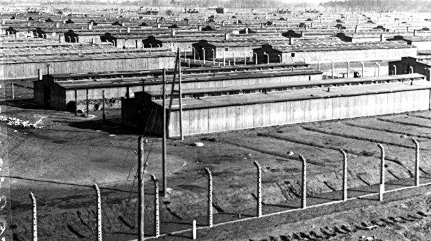 Сайт о немецких концлагерях заинтересовал сотни тысяч человек