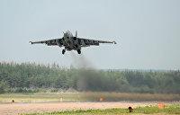 «Джабхат ан-Нусра» взяла ответственность за атаку на российский Су-25 в Сирии