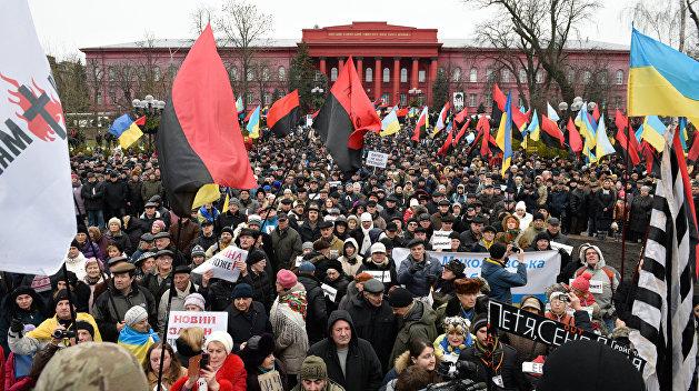 Политолог: Ультиматумы Саакашвили бесполезны, пока импичмент Порошенко - юридическая фантастика