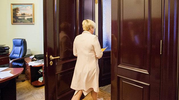 Профильный комитет Верховной Рады одобрил увольнение Гонтаревой