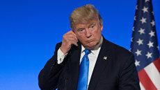 Bloomberg: Трамп запрещает строить российский газопровод, но Европа дает ему отпор