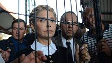 Женщина с косой: Тимошенко хочет стать канцлером Украины