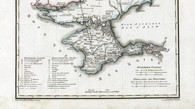 Землю в Крыму попытались получить по документам 1919 года