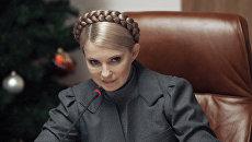 Андрей Блинов: Тимошенко не ответила на вопрос, будет ли она мстить своим предшественникам