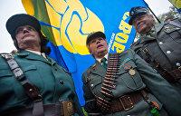 Бойцы ВСУ о бандеровском приветствии: У нас не УПА*, у нас украинская армия