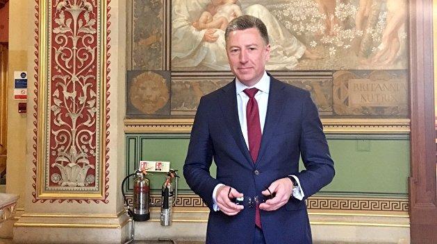 Стали известны темы следующих переговоров Суркова и Волкера
