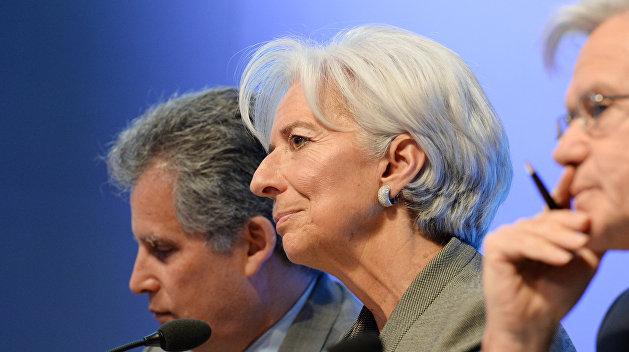 На Украину едут ревизоры МВФ