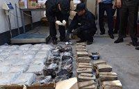 Канал контрабанды наркотиков из Украины перекрыли в Крыму