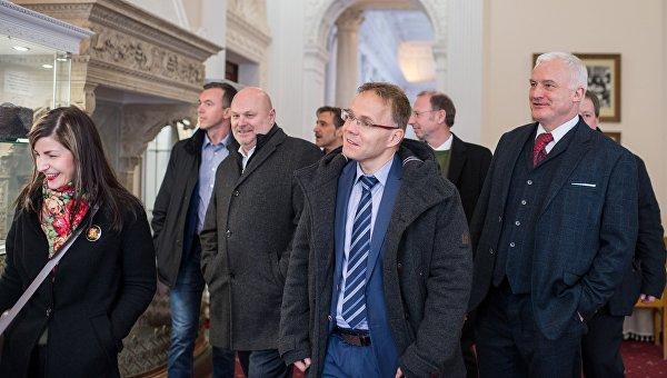 Много шума и ничего:  За что немецким депутатам на Украине грозят тюрьмой