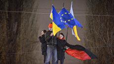 Ксенофобия по-украински: болезнь, подхваченная на Майдане