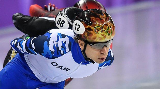 Россия завоевала первую медаль на Олимпийских играх