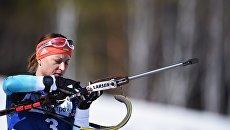 Украинская биатлонистка: «Тренер меня кинул»